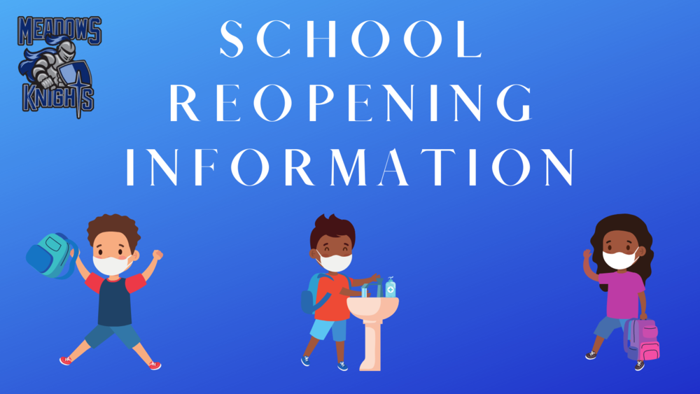 Reopening Letter From Superintendent Rodriguez