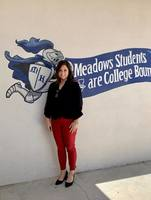 Welcome to Meadows Elementary School Mrs. Hernandez!